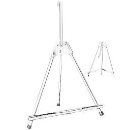 Testrite instrument co. 152s stanrite table easel with bracket aluminum