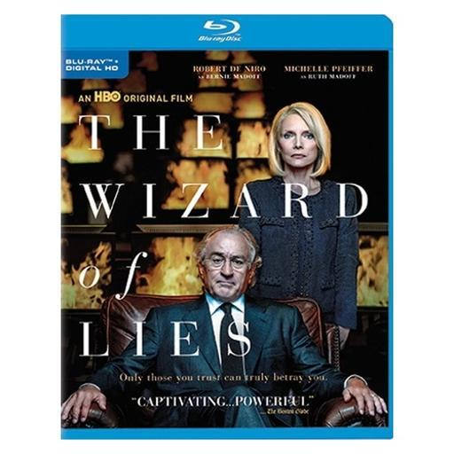 Wizard of lies (blu-ray/digital hd) 1300687