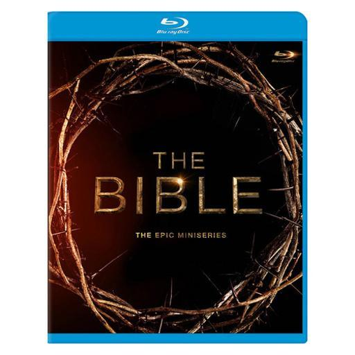 Bible-epic miniseries (blu-ray/4 disc/ws/repkgd) BU9MKMNSUY0VQDTN