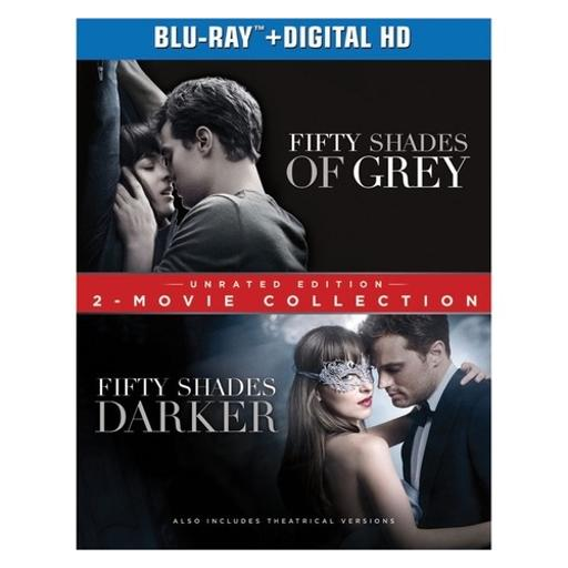 Fifty shades-2-movie collection (blu ray w/digital hd) (2discs) 4FPOQLENKDMHMJBE