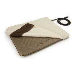 K&H Pet Products 1071 Beige K&H Pet Products Lectro-Soft Cover Small Beige