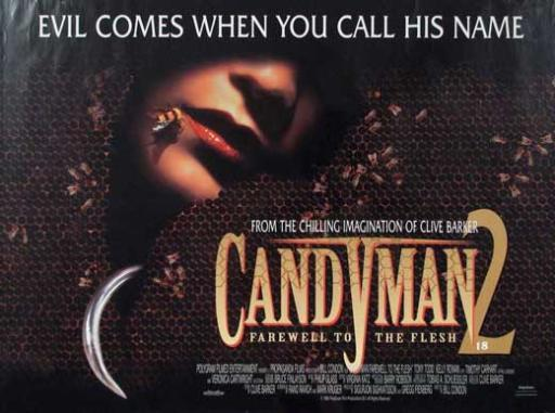 Candyman 2 Farewell to the Flesh Movie Poster (11 x 17) 7PTATTLNCWVKTKT7