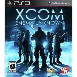 2K Games 207275 XCOM- Enemy Unknown -PlayStation 3
