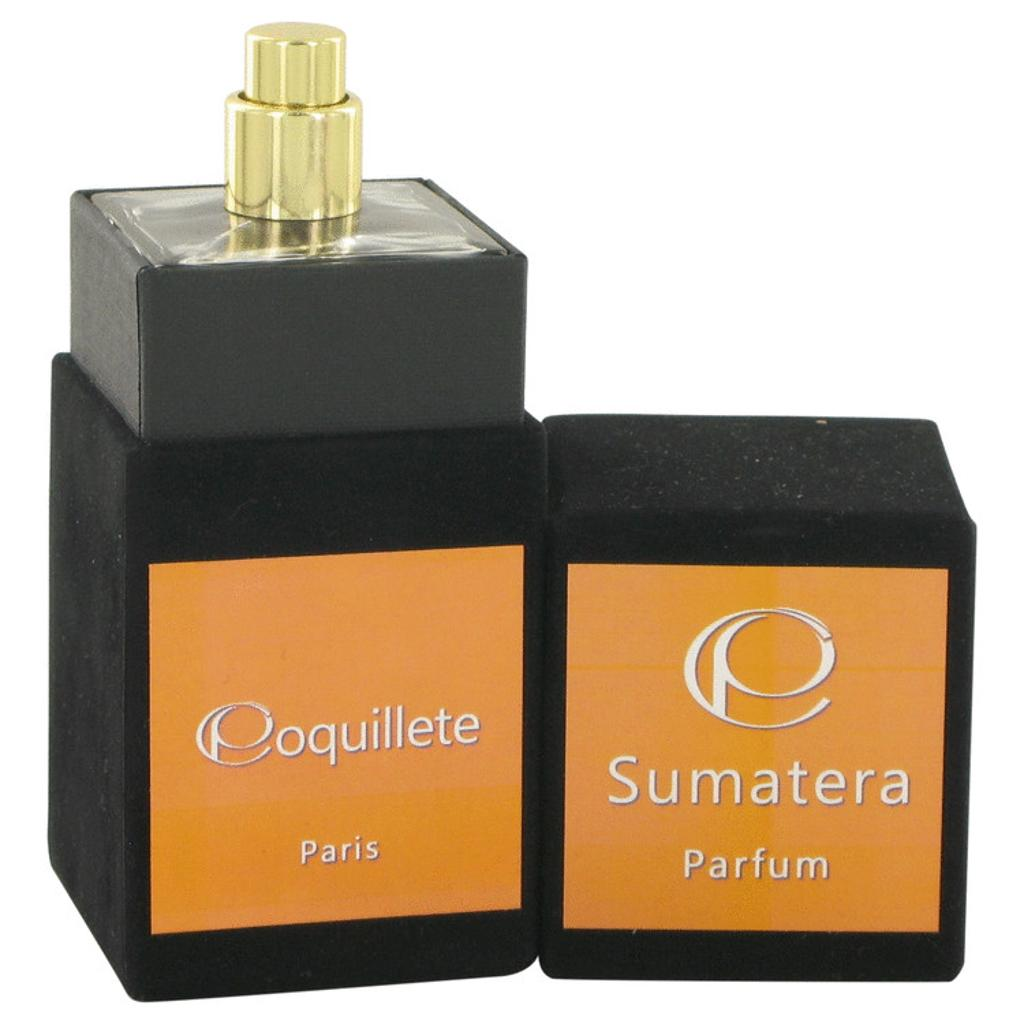 Sumatera Eau De Parfum Spray 3.4 oz For Women 100% authentic perfect as a gift or just everyday use
