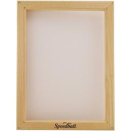 Speedball Art Products 4712 Frame With Fabric 10 Inch X 14 Inch 110 Monofilament