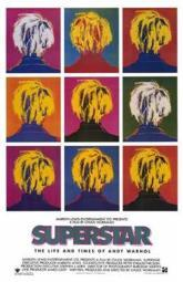 Superstar Life Times of Andy Warhol Movie Poster (11 x 17) MOV196617