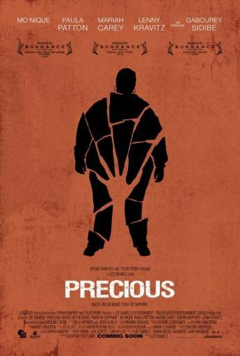 Precious Based on the Novel Push by Sapphire Movie Poster (11 x 17) NCUDXEDO2ZJB7H0G