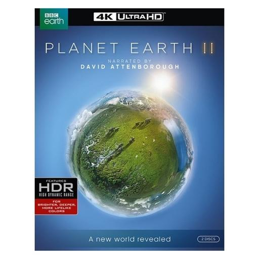 Planet earth 2 (blu-ray/4k-uhd/3 disc) OCLEXI7QQT2OWFQO
