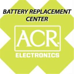 ACR 2742.91 ACR FBRS 2742 Battery Replacement Service