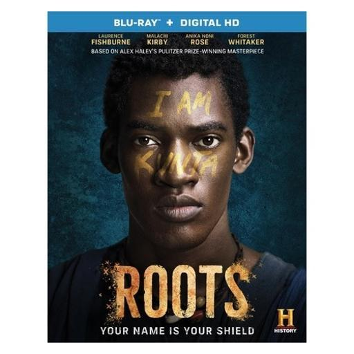 Roots (2016) (blu ray w/digital uv) (ws/eng/span sub/5.1 dts-hd/3discs) O0CALKFFMT3Z5F6A