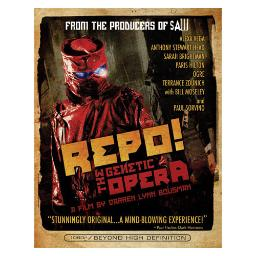 Repo the genetic opera (blu ray) (ws/eng/eng sub/span sub/7.1 dts) BR25002