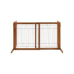 Richell 94146 Autumn Matte Richell Freestanding Pet Gate Hs Autumn Matte 28.3 - 47.2 X 23.6 X 27.6