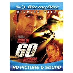 Gone in 60 seconds (br) BR52583