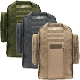 Voodoo Tactical 15-0152 Travel Storage Bag Pack w/Shoulder Straps and Waist Belt