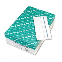 Quality Park 11218 Redi-Seal Security Tinted Envelope  Contemporary  #10  White  500/box