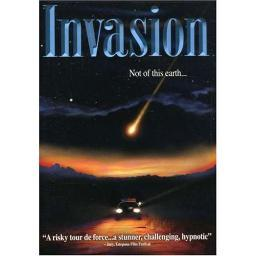 Invasion (2008) DVD Jenny Dare Paulin, Morgan Weisser