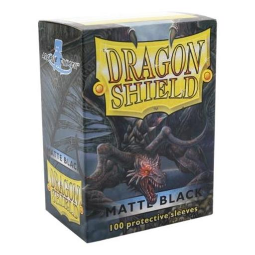 Pokemon America FFGDSH102 Dragon Shield Matte Black KUQOYQ1Y5RDRE4UE