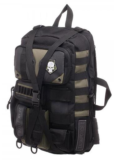 DC Comics Suicide Squad Taskforce X Tactical Laptop Backpack