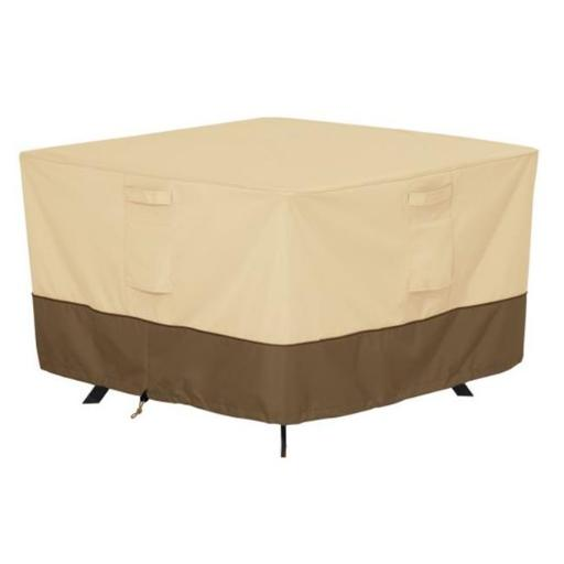 Classic Accessories 55-566-011501-00 Table Cover Pebble - Square