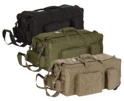 Voodoo Tactical 15-9687 Mini Mojo Load Out Bag on Wheels w/MOLLE Webbing 15-9687001000