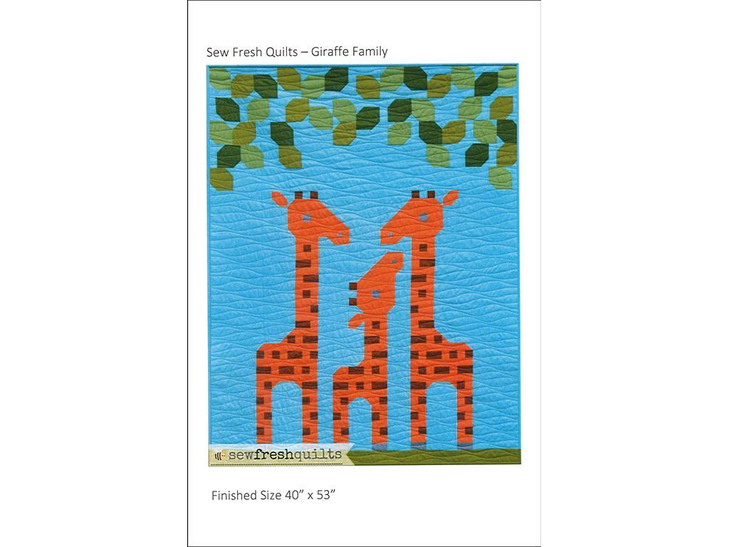 SEW FRESH QUILTS SFQ65102  CHRISTMAS COLLECTION PTRN