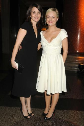 Tina Fey, Amy Poehler At Arrivals For Museum Gala Benefit For The American Museum Of Natural History, American Museum Of Natural History, New.