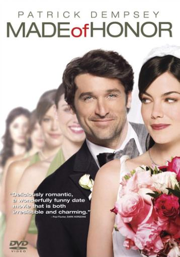 Made of honor (dvd/ws 2.40 a/ff 1.33/dd 5.1) RWBJPYIY7YJE2LXN
