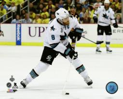 Joe Pavelski Game 5 of the 2016 Stanley Cup Finals Photo Print PFSAATC03601