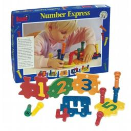 Lauri 2401 Tall-Stacker- Number Express