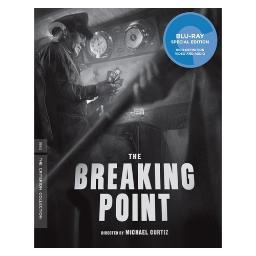 Breaking point (blu ray) (ws/1.37:1/b&w/16x9) BRCC2793