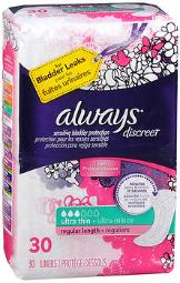 always-discreet-bladder-protection-ultra-thin-liners-regular-length-3pks-of-30-922a3c137e33f294