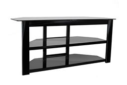 "Innovex Home Products Fold 'N' Snap Oxnard EZ Modern 52"" TV Stand - Black"