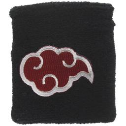 Naruto Shippuden Akatsuki Cloud Icon Wristband Miniature Novelty Toys,,