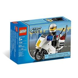 LEGO City - Police Motorcycle 7235