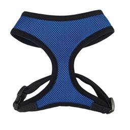 Casual Canine Mesh Dog Harness, Small, Blue