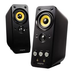 Creative Labs 51MF1610AA002 GigaWorks T20 Series II 20 Multimedia Speaker System with BasXPort Technology