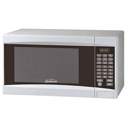 Brentwood Sunbeam SGD2701 White 7cu Microwave Oven