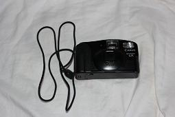 Canon Snappy Lx Easy View Point And Shoot 35Mm Camera