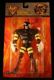 ASH * Smoke Edition: Eyes & Flame Light Up * 8 Inch Limited Edition 1997 Action Figure