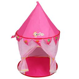 Foldable Princess Kids Play Tent