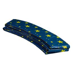 Super Trampoline Replacement Safety Pad (Spring Cover) Fits for 8 FT. Round Frames - Starry Night