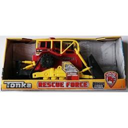 Tonka Rescue Force Fire Department Tractor