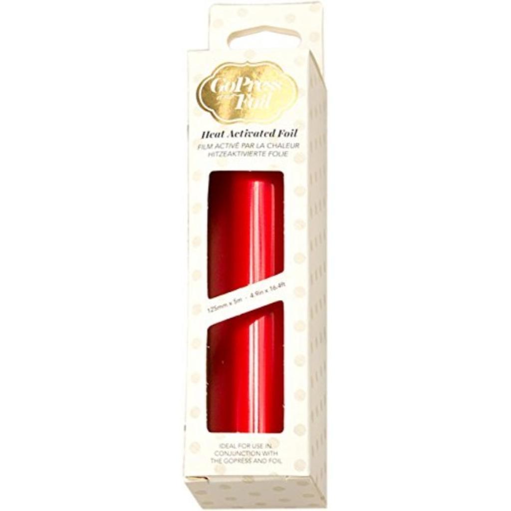 Artdeco Creations CO726052 Foil, Red