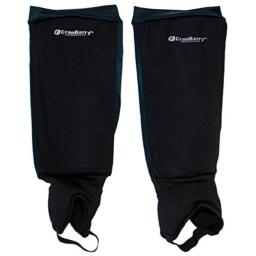 CranBarry Deluxe Field Hockey Shin Guard for Adults