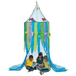 Fun Express - Under The Sea! Canopy Tent - Educational - Educational Furniture - Misc Educational Furniture - 1 Piece