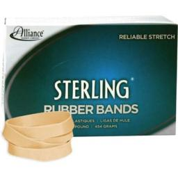 ALL24845 - Alliance Sterling Rubber Bands, 84