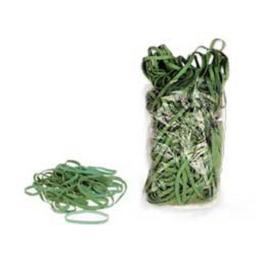 Viva Rubber Bands, D.150 mm x 8 mm Pack of 1000, Green