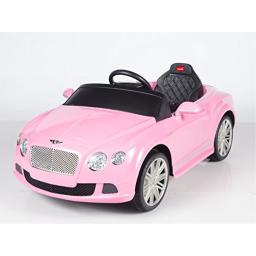 Bentley Licensed Exclusive Sport Gt Kids/Girls Ride on Toy/car Remote Control