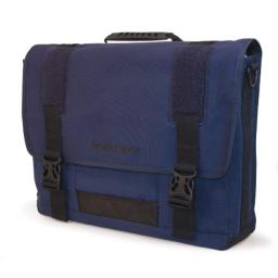 MOBILE EDGE MECME3 Eco-Friendly Canvas Msgr Navy