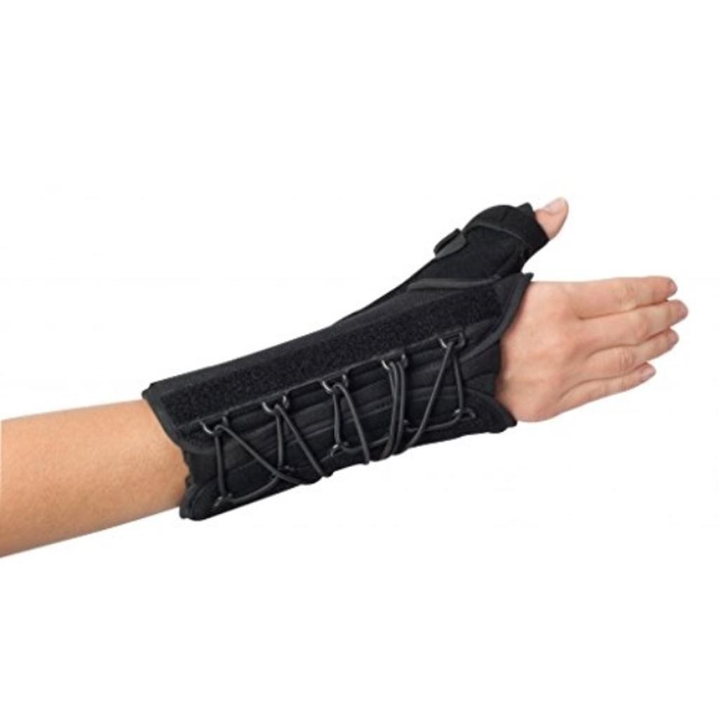 ProCare 79-87490 Quick-Fit WTO Wrist/Thumb Support Splint, Left, Universal